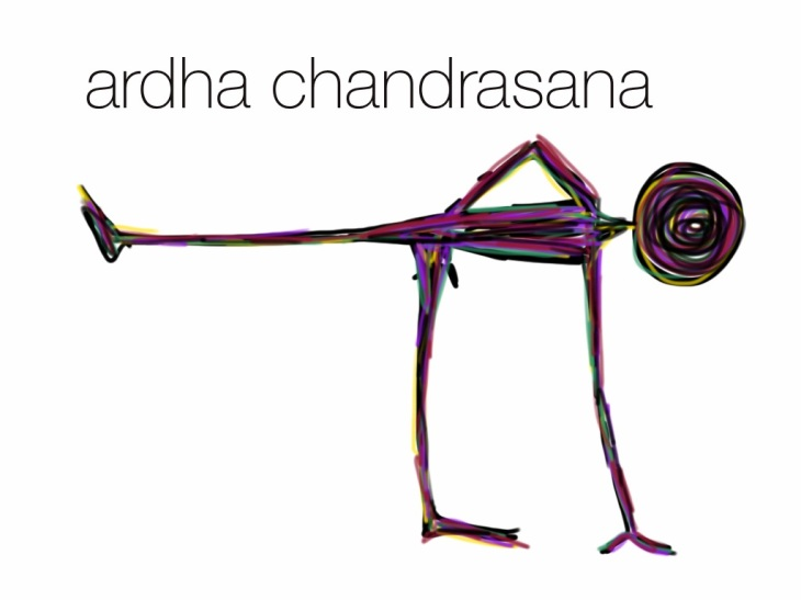 ardhachandrasana
