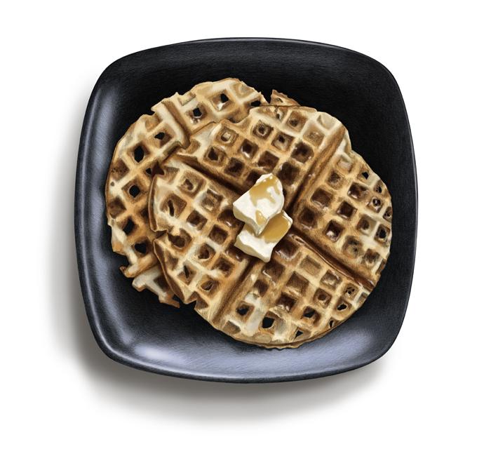 vanilla-bean-waffles